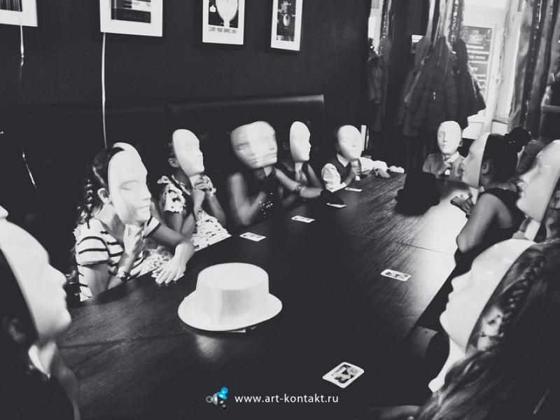 Кафе чикаго детский праздник организация детских праздников Кунцевская